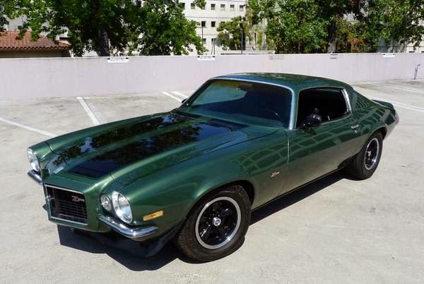 1970 chevrolet camaro z28 for sale buy american muscle car for American muscle cars for sale