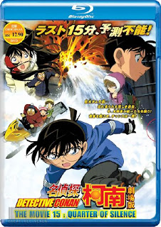 Detective Conan Quarter of Silence Movie Poster