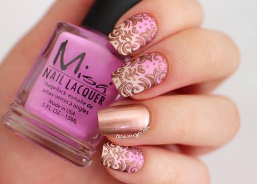 Some Fabulous Nails Designs