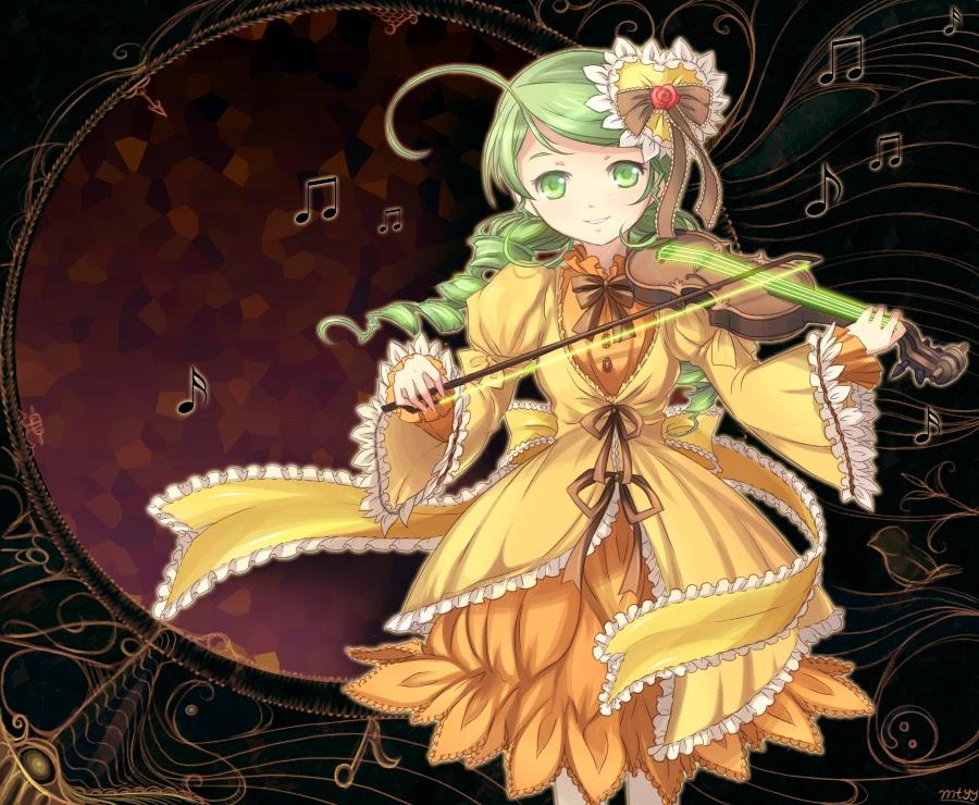 Rozen Maiden Kanaria