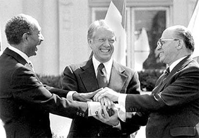 a history of the camp david accord The camp david accords the framework for peace in the middle east  muhammad anwar al-sadat, president of the arab republic of egypt, and  menachem.