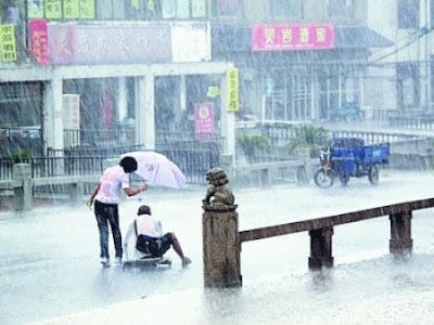 蘇州 最美仙女 撐傘