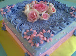 PURPLE n PINK CAKE
