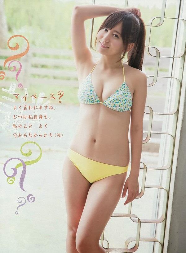 Ảnh gái đẹp HD diễn viên phim heo Miba Oba 13