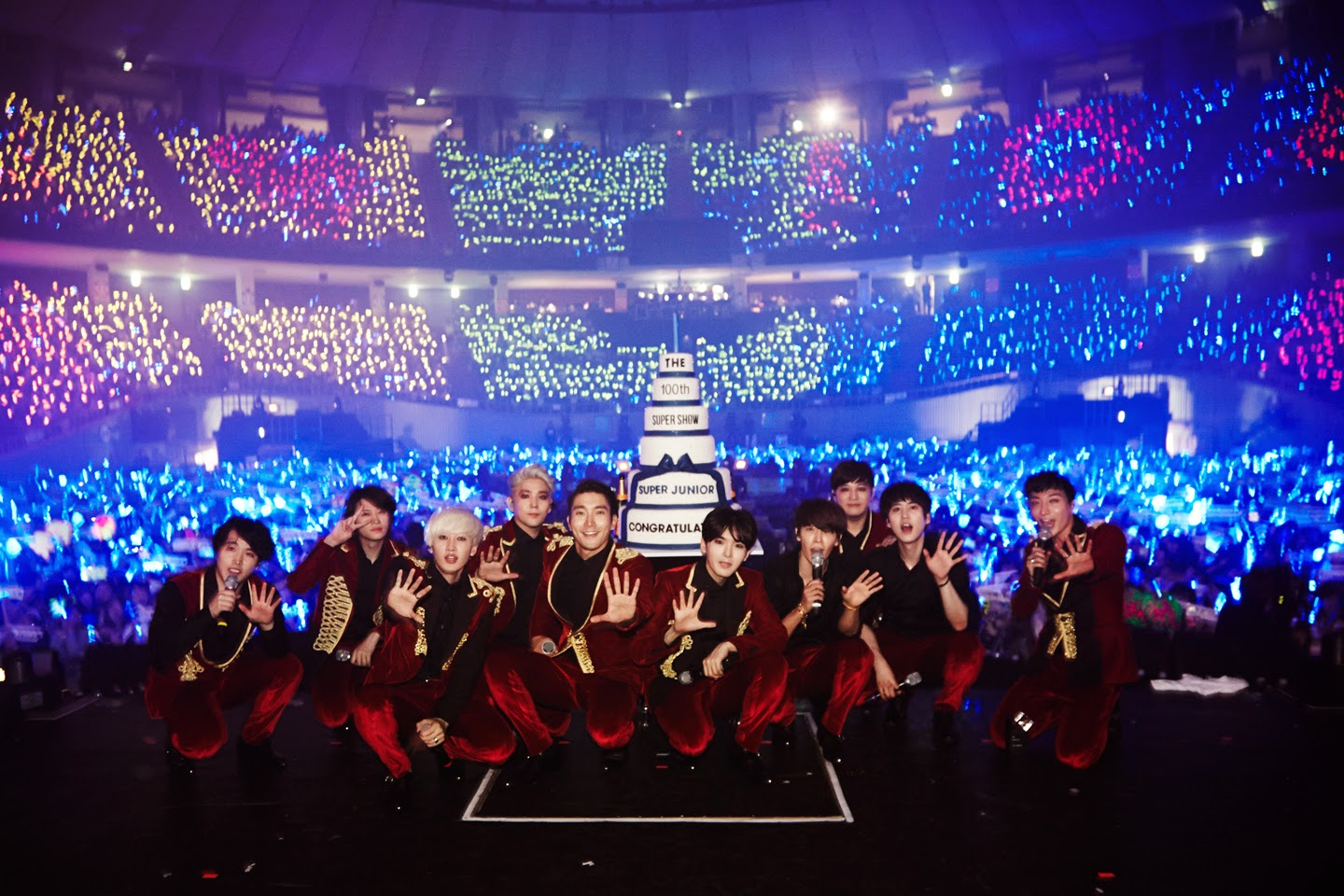 Image result for super junior concert