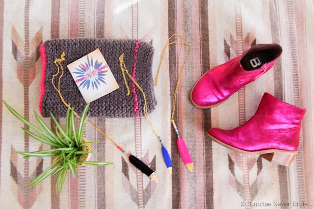 bensimon,bensimon hossegor,boots western,rose,pink,beach plumes,navajo