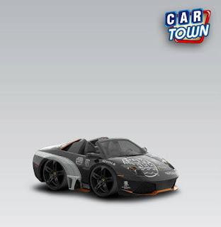 Lamborghini Murcielago LP6504 Roadster Gumball 3000
