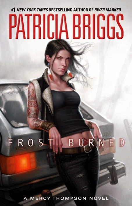 Frost Burned de Patricia Briggs
