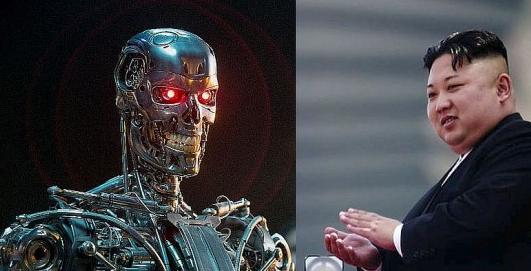 Σοβαρότερη απειλή για την παγκόσμια ειρήνη από τον Κιμ η τεχνητή νοημοσύνη δηλώνει πάμπλουτος Αμερικανός επιχειρηματίας! τώρα πως έγινε πάμπλουτος αυτός?? απο την έξυπνα πάντως όχι!
