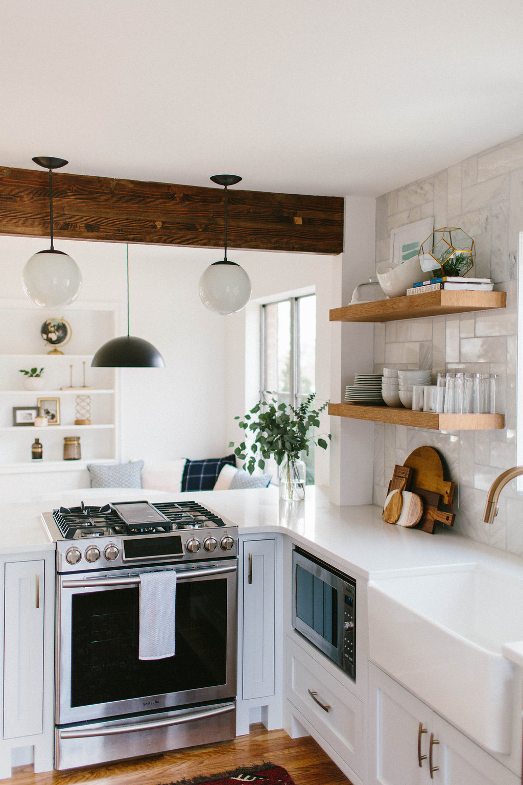CRYSTAL ANN: Kitchen Reveal: