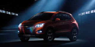 The New Mini SUV Chevrolet Turbo Indonesia Started To Be Presented
