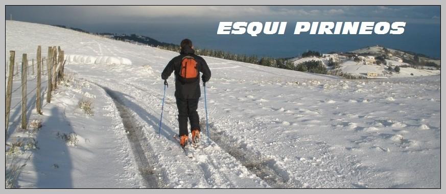 Esqui Pirineos