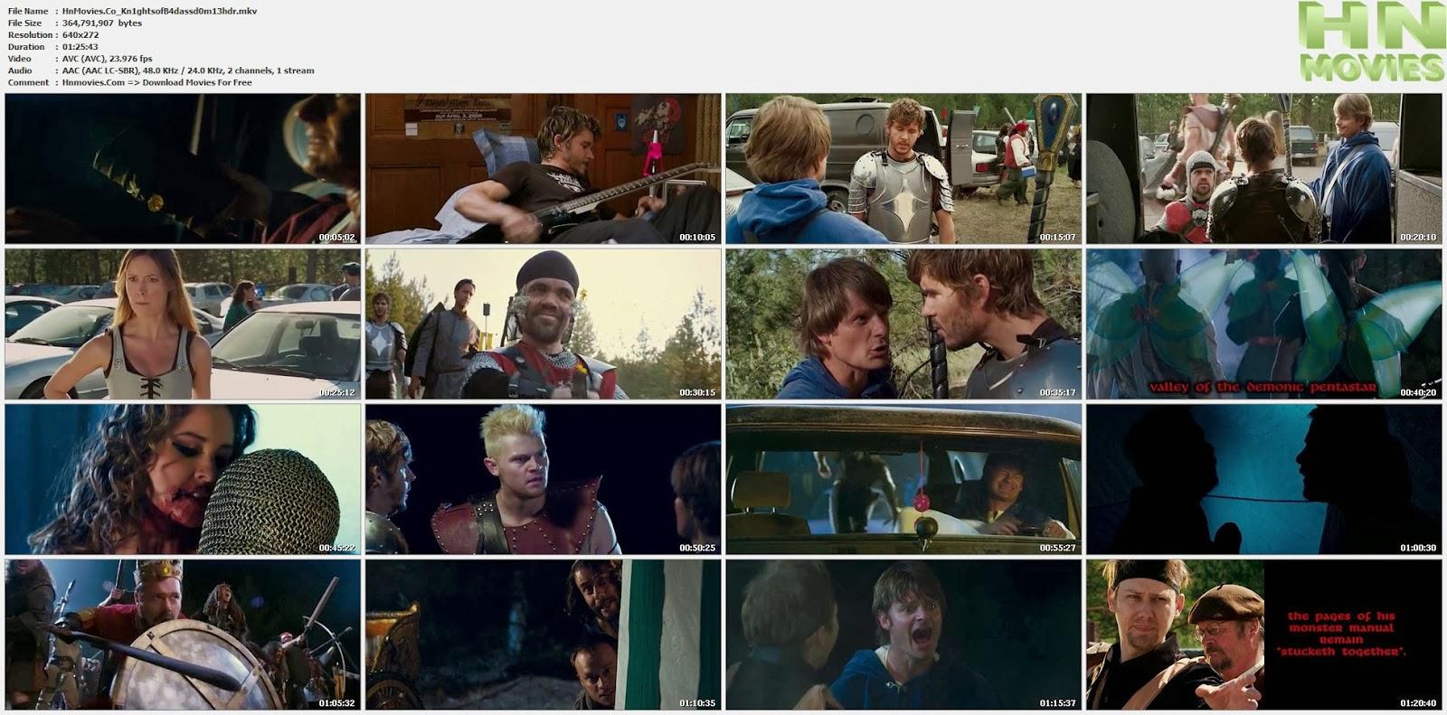 movie screenshot of Knights of Badassdom fdmovie.com