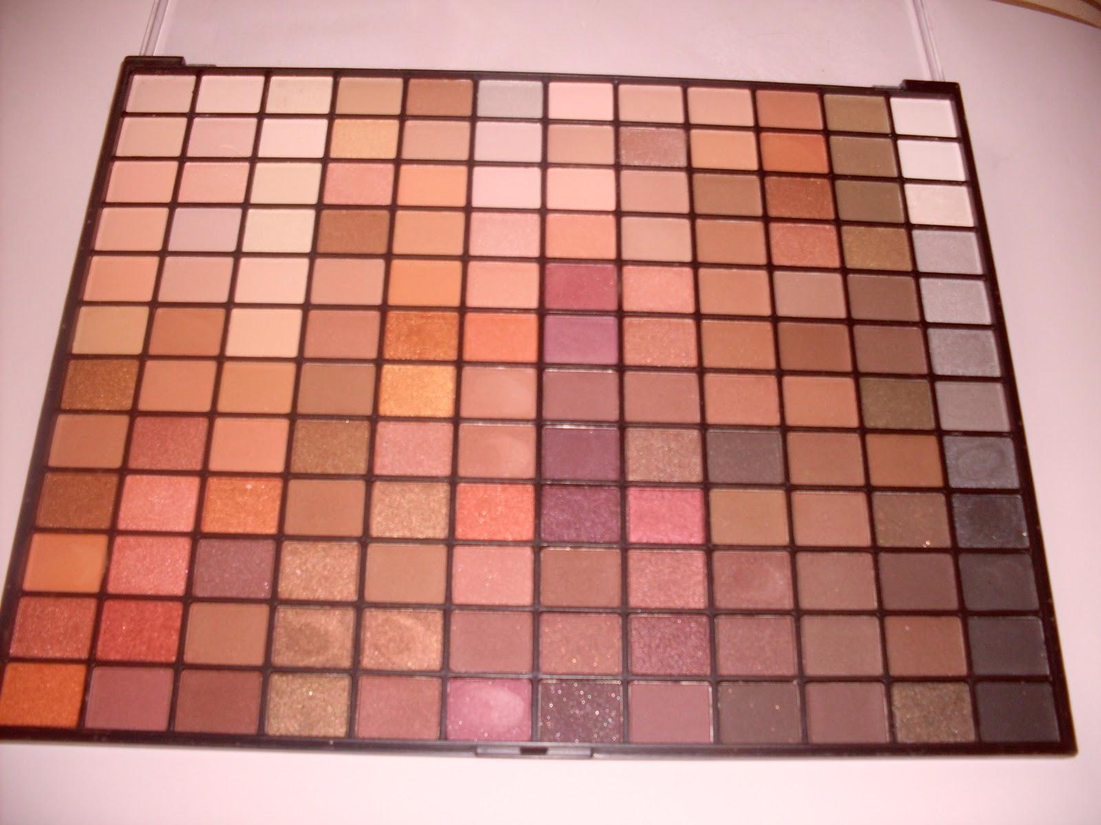 Elf 144 neutral eyeshadow palette