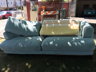 Cyan Dream Couch