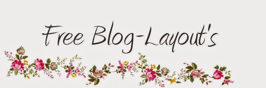 Free Blog-Layout&#39;s