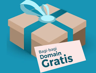 Domain Gratis Indonesia, Domain Gratis