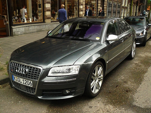 new audi s8 2011. Upcoming 2011 Audi S8 Preview