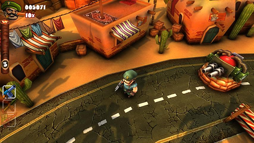 Download Game Guerrilla Bob PC Gratis
