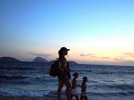 Rio de Janeiro! gosto de Você. Gosto de quem Gosta deste céu deste Mar dessa Gente Feliz...