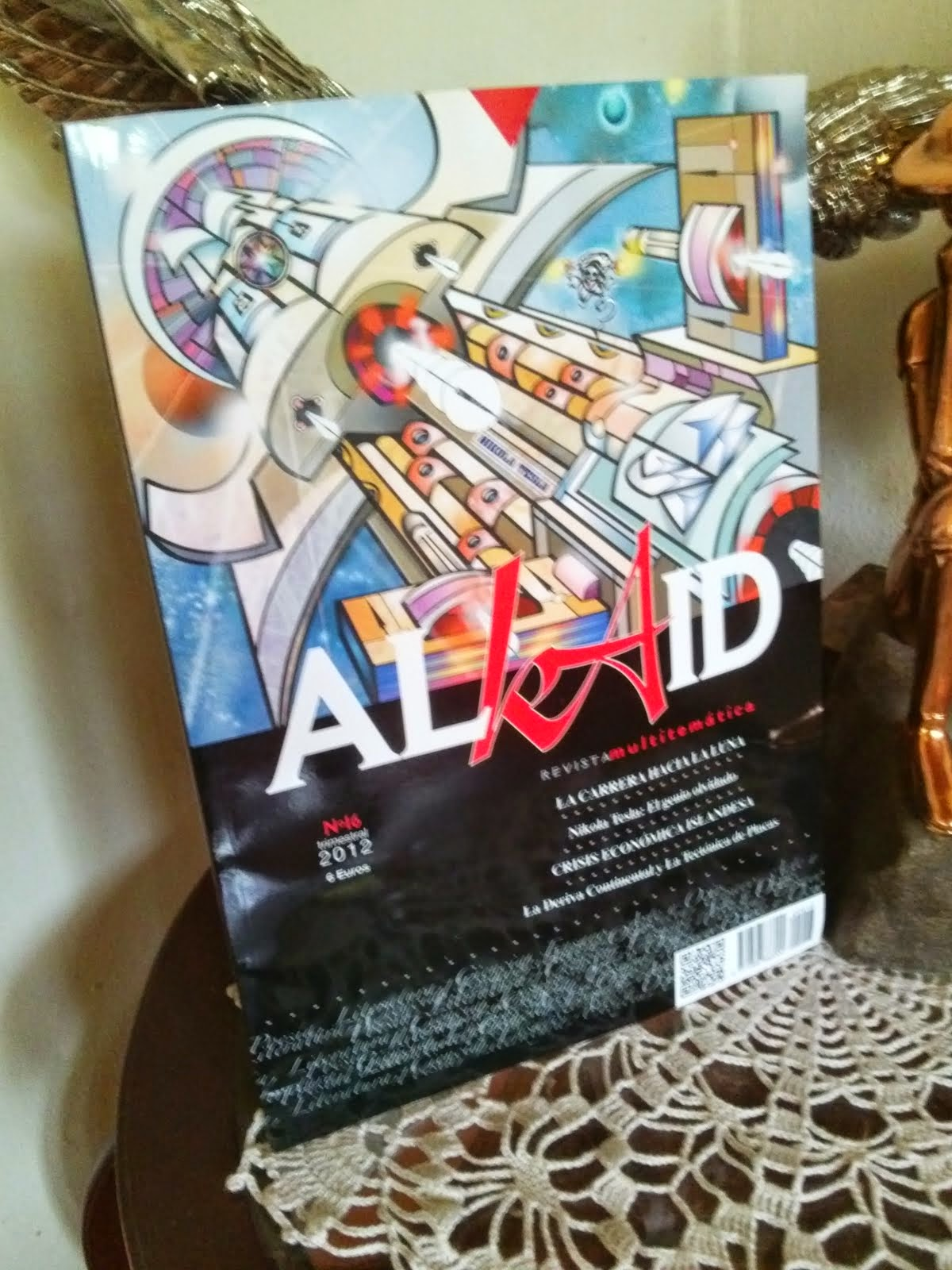 REVISTA ALKAID NÚMERO 16