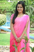 Samskruthi photo shoot in saree-thumbnail-8