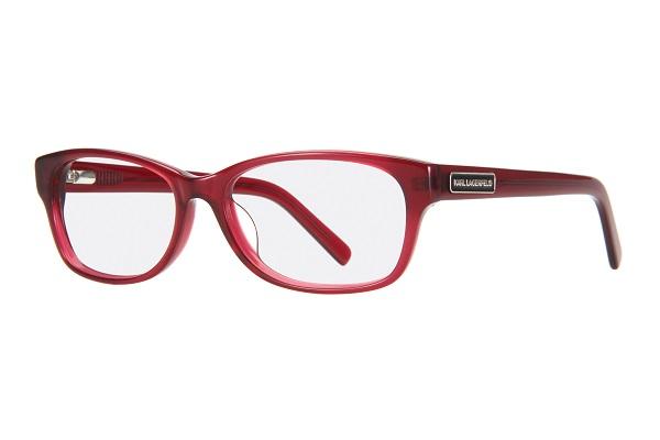 Glasses Frames Karl Lagerfeld : mylifestylenews: Karl Lagerfeld @ New 2013 Eyewear Collection