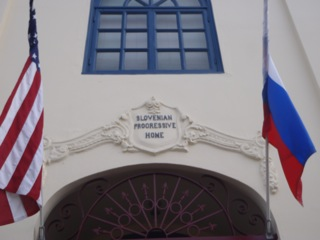 Slovenian Hall, San Francisco