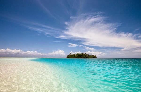 Pulau Indah Paling Unik Di Dunia