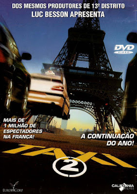 Taxi%2B2 Download Taxi 2   DVDRip Dublado Download Filmes Grátis