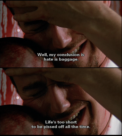 American History X Quotes Hate Is Baggage