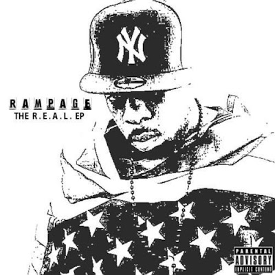 Rampage – The R.E.A.L. EP (WEB) (2012) (320 kbps)