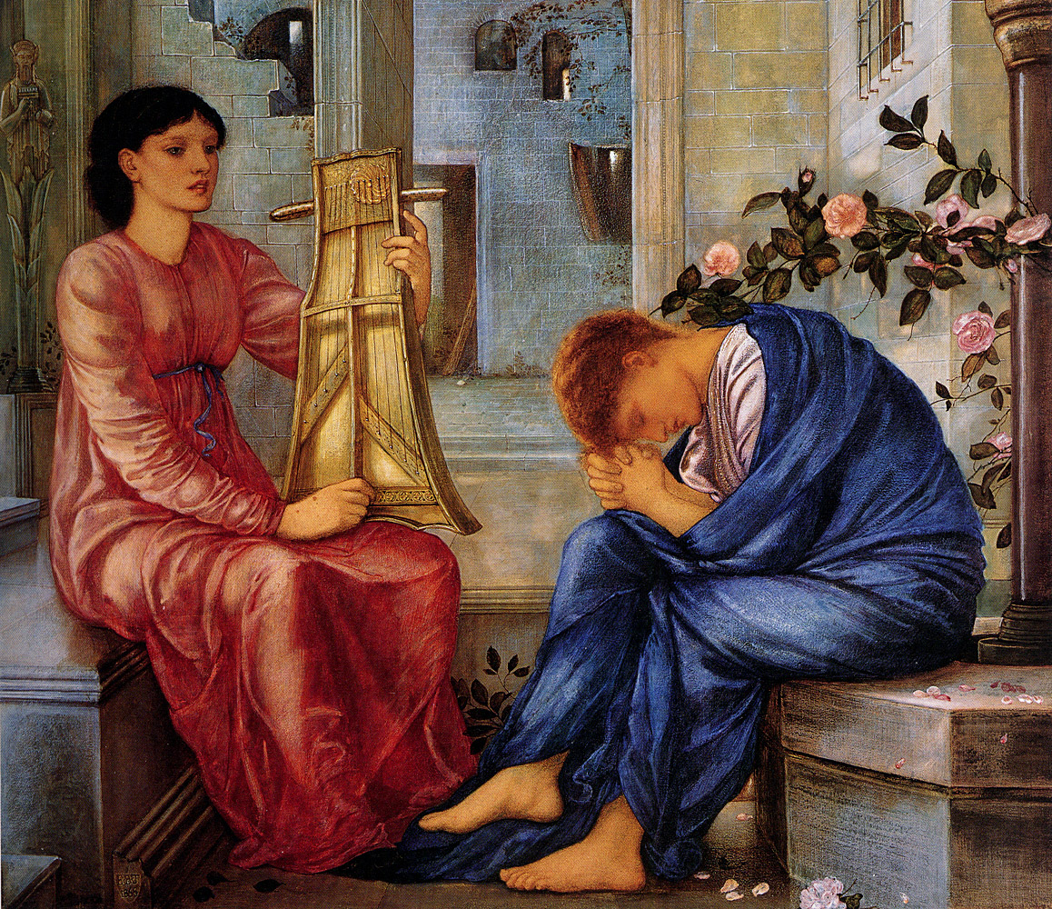 Edward Burne-Jones lament
