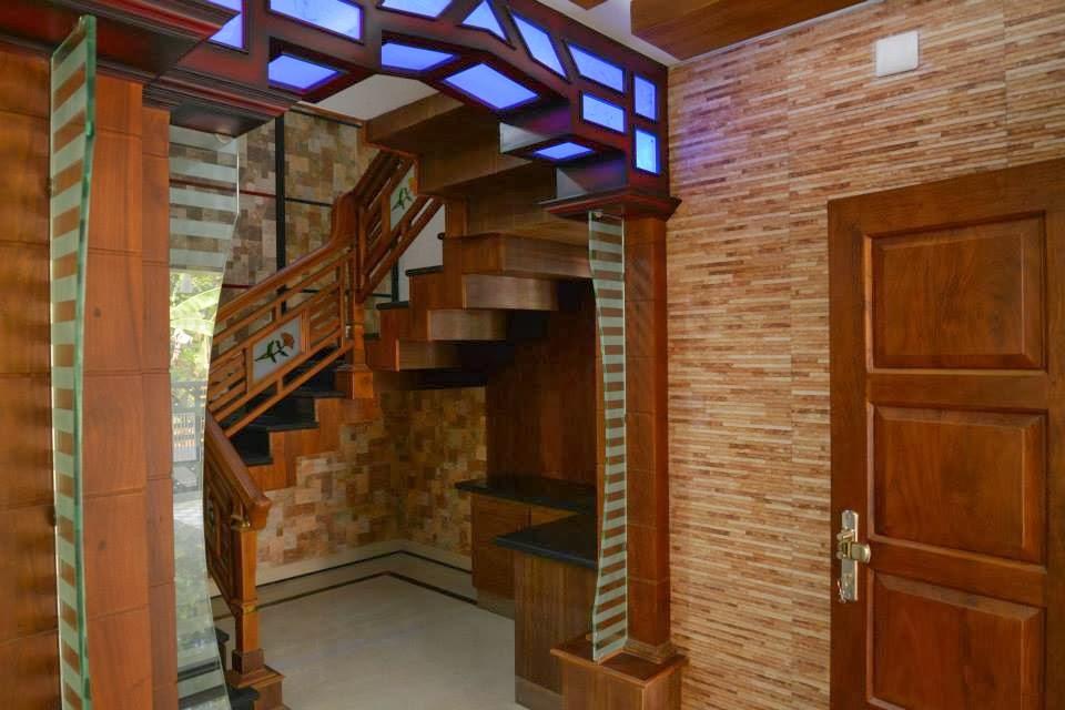 nggibrut: Fully furnished villa+13.5 cent land for sale