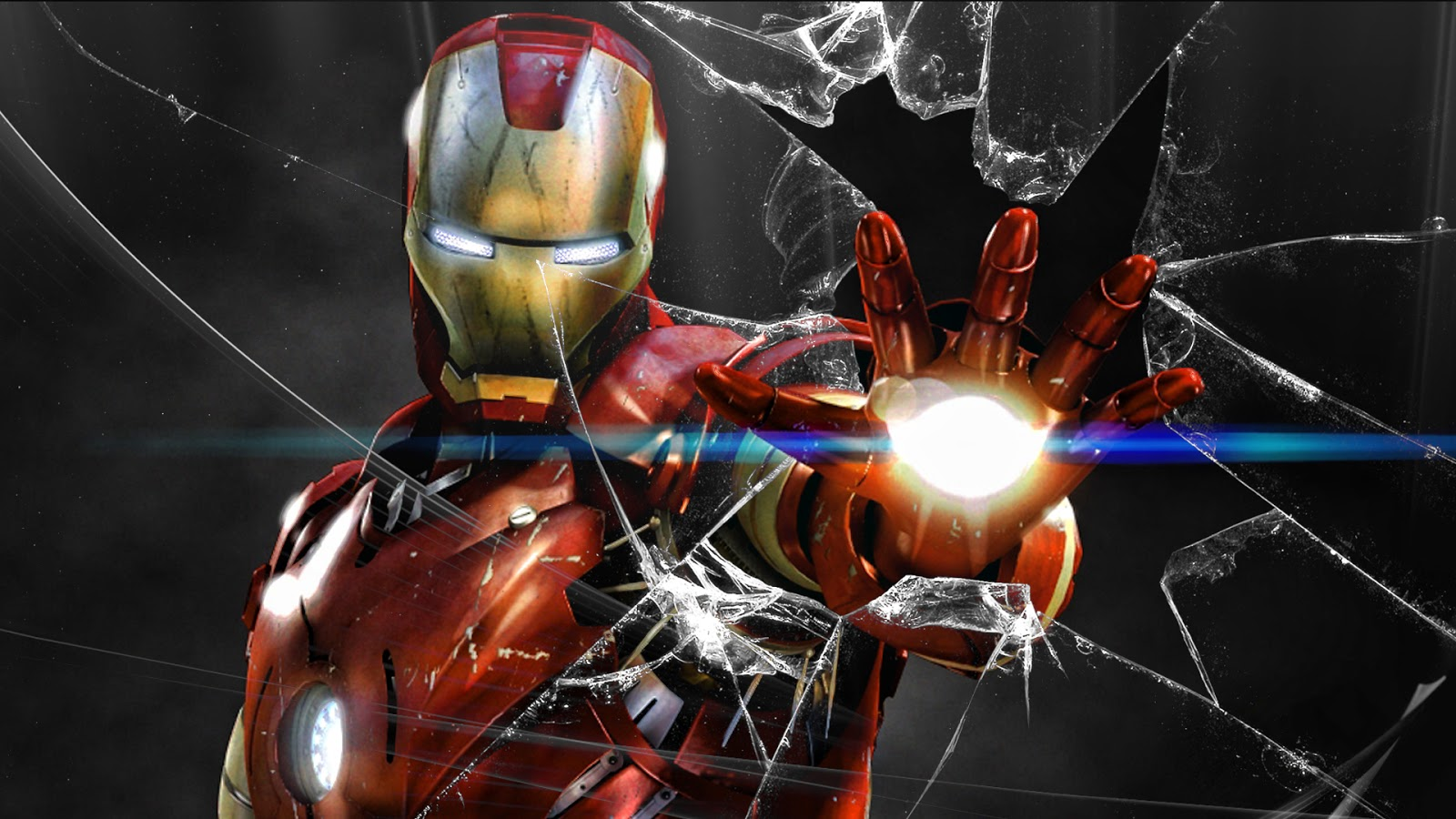Iron Man Wallpapers HD Free