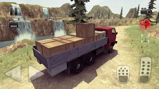 Truck Driver crazy road v1.2.011 unnamed+%2875%