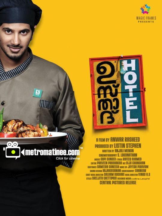 Usthad Hotel [Malayalam Movie song] - gaanakeralam