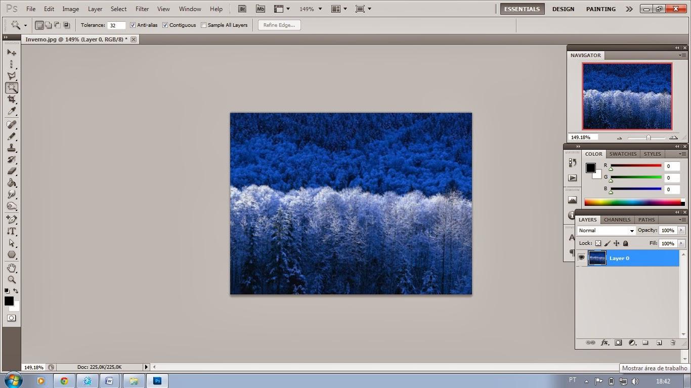 Como criar efeito de zoom no photoshop ranimaart abra uma imagem qualquer com o photoshop eu utilizarei uma imagem que vem com o windows mas poder utilizar qualquer uma outra que se aplique a sua ccuart Image collections