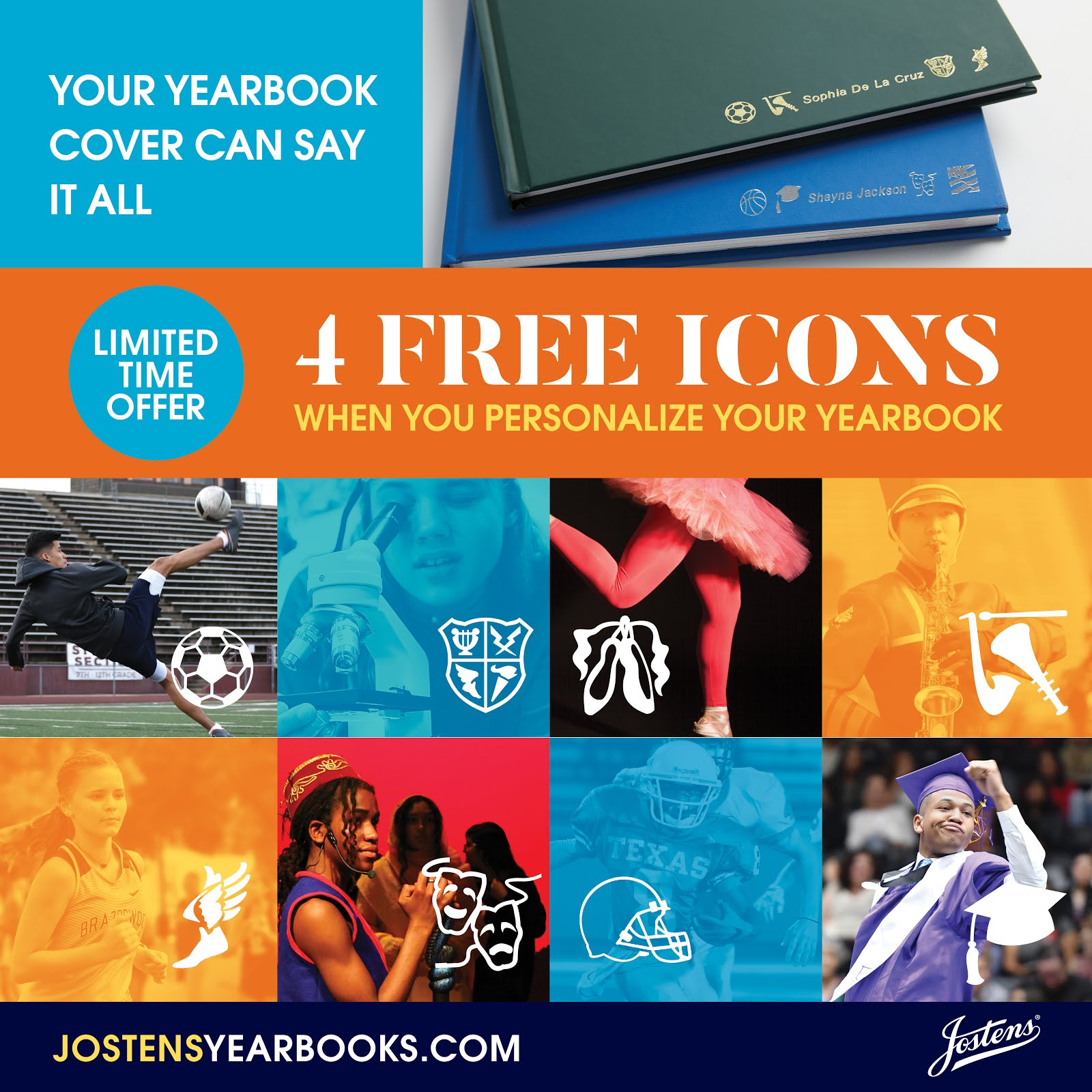 PRE-ORDER YOUR 2021 YEARBOOK