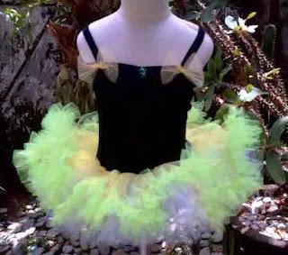 Model Baju Balet Anak Perempuan Cantik