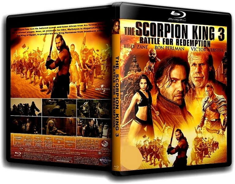 the scorpion king 3 battle for redemption