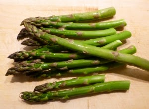 Asparagus, a Spring Favorite