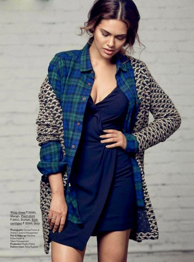 esha gupta photo shoot