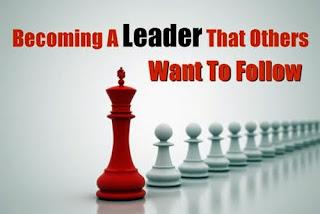Langkah-langkah menjadi pemimpin yang baik dan di percaya