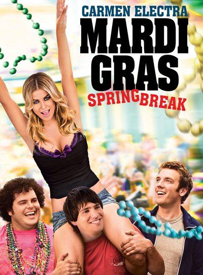 Mardi Gras Spring Break 2011 [DVDRip] Español Latino Descargar [1 Link]