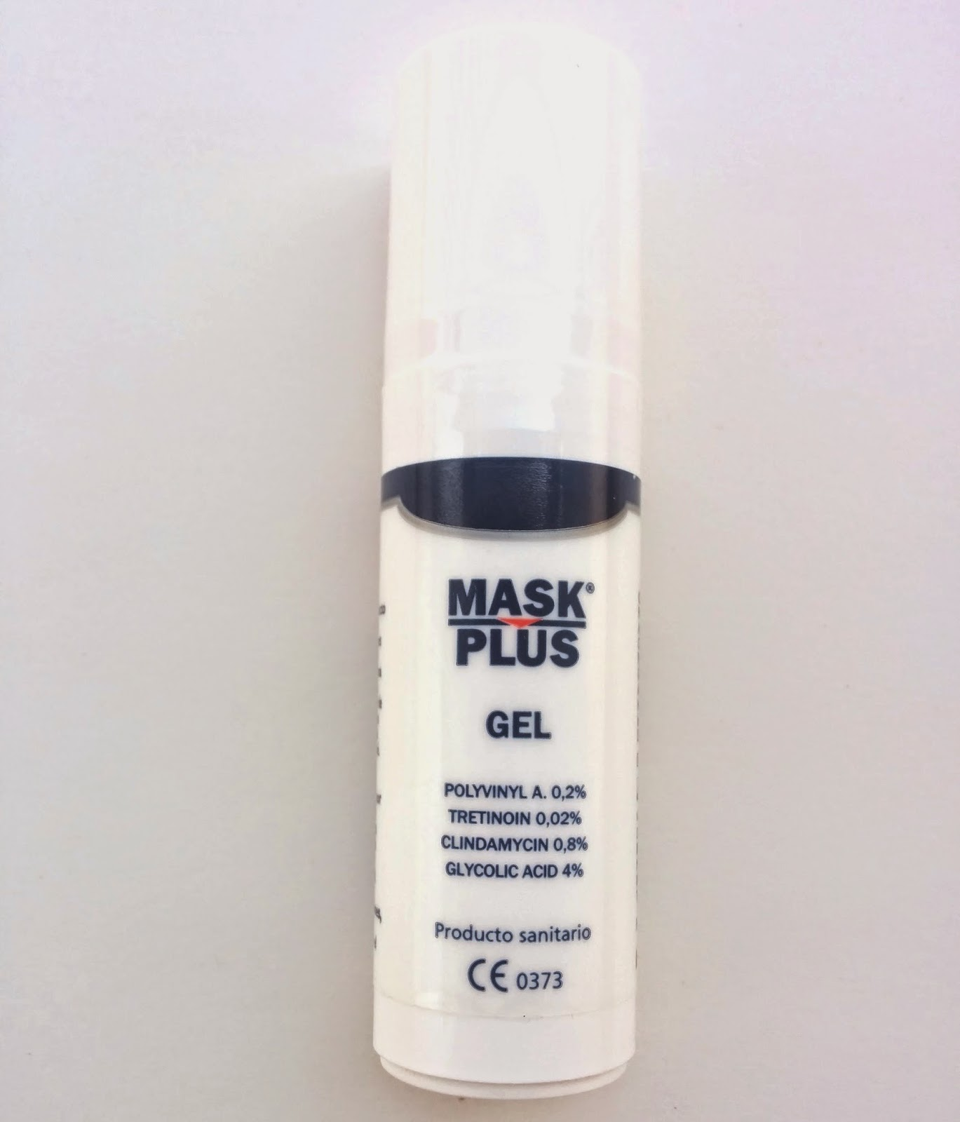 mask plus gel - laboratorio BrillPharma