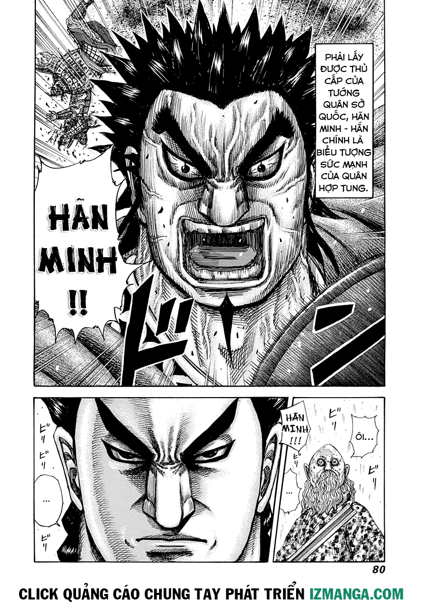 Kingdom – Vương Giả Thiên Hạ (Tổng Hợp) chap 309 page 18 - IZTruyenTranh.com