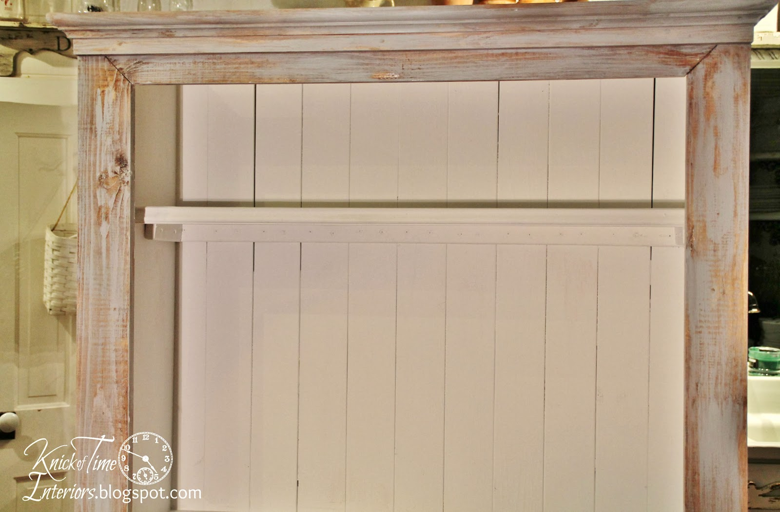 How to Build a Cupboard Cabinet via Knick of Time