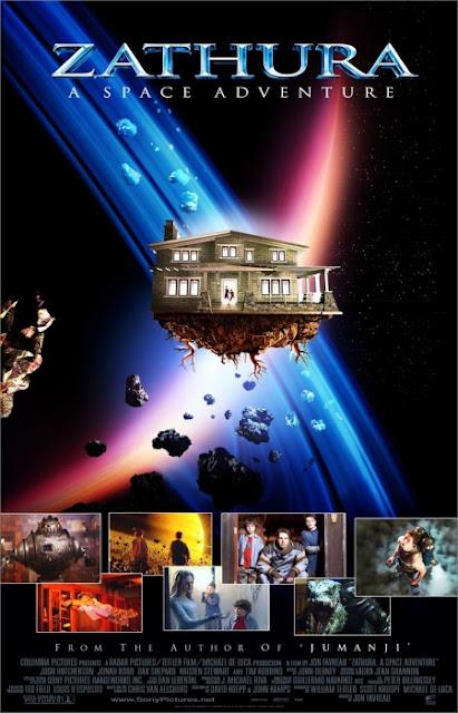 ดูหนังออไลน์ zathura ซาทูรา เกมทะลุมิติจักรวาล [YouTube] [HQ] [Sound TH] [ENG Sub] - ดูหนังออนไลน์ HD Stock