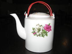 Teko Cina Bunga Kangkung